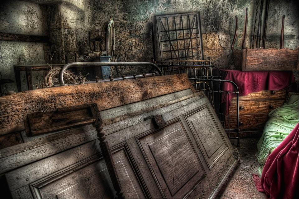 treyratcliff, missaniela, paris, workshop, urbex, derelict, chateaux, abandoned, arthakker, hdr, processing, photomatix